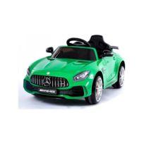 Enfant Gtr Voiture Verte Pour Électrique Benz uiTPOkXZ