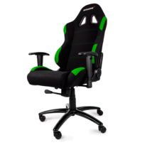AKRACING - Siège Gaming Chair - Noir/Vert