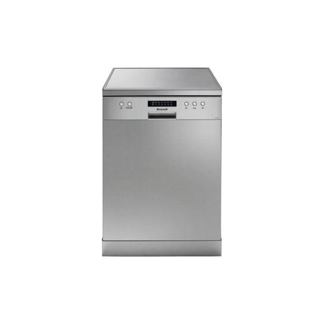 Brandt Lvc128s Lave Vaisselle - 12 Couverts - Pose Libre - 48 Db - Classe A