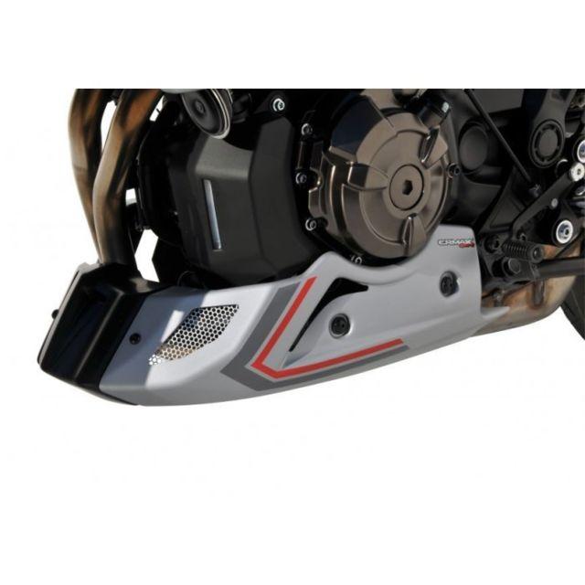 ermax yamaha mt07 2018 2019 sabot moteur peint pas cher achat vente garde boue moto. Black Bedroom Furniture Sets. Home Design Ideas
