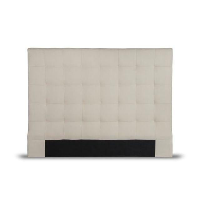 g n rique tete de lit sogno tete de lit capitonn e style. Black Bedroom Furniture Sets. Home Design Ideas