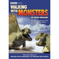 2 Entertain Video - Walking With Monsters IMPORT Dvd - Edition simple