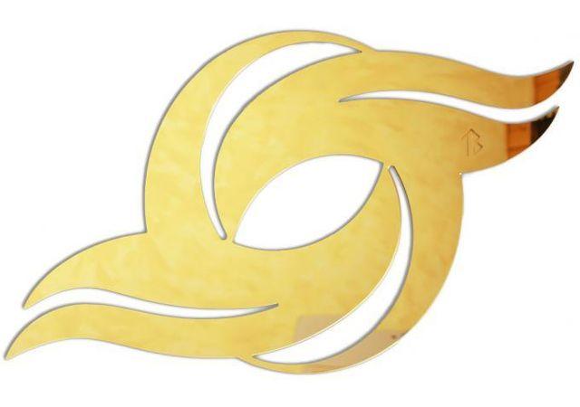 Declikdeco Miroir Fireye by Tibé Design - Thierry Bréjou