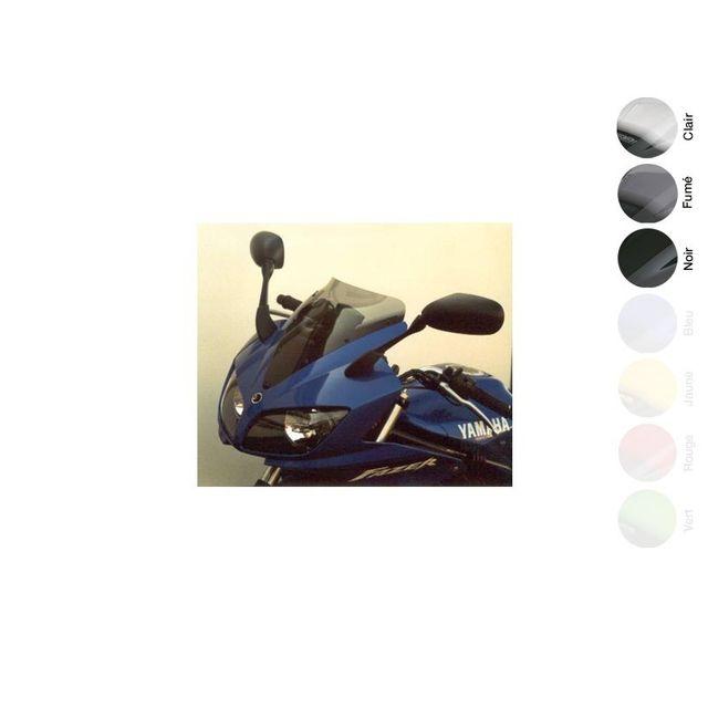 Wacox - Bulle Sport Noire Yamaha Fzs 600 Fazer 2002-2003