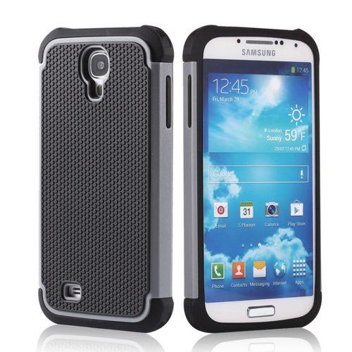 Lapinette - Coque Anti Choc Pour Samsung Galaxy S4 Mini - Gris