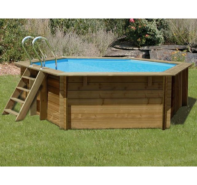 Piscine semi enterre leroy merlin piscine semi enterree for Piscine semi enterre