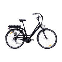 Wayscral - A la pointe de l'innovation, le vélo électrique Classy 615 ne fait aucun compromis sur les dernières technologies : Assistance électrique douce et naturelle grâce au moteur intégré au pédalier, Afficheur Lcd rétro-éclairé à allumage magnétiqu