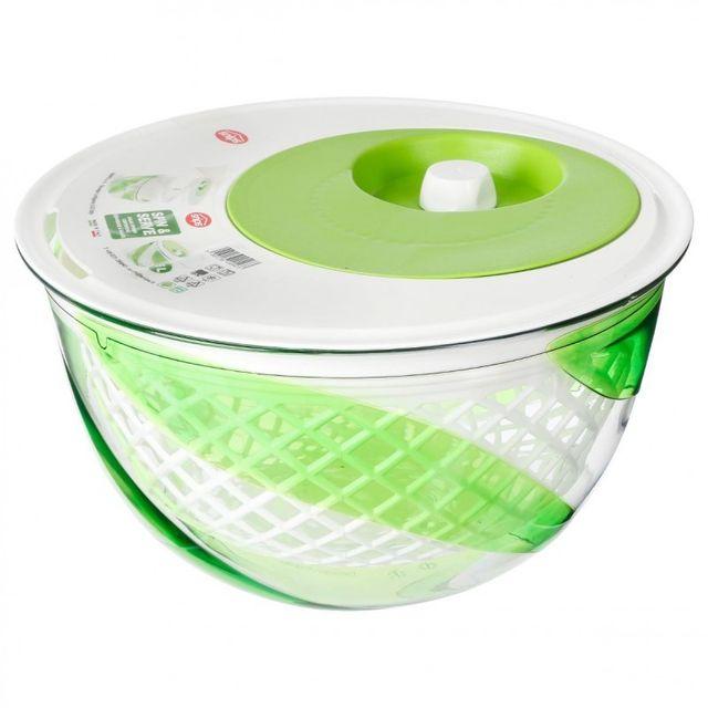 Paris Prix Essoreuse à Salade 5l Vert & Blanc