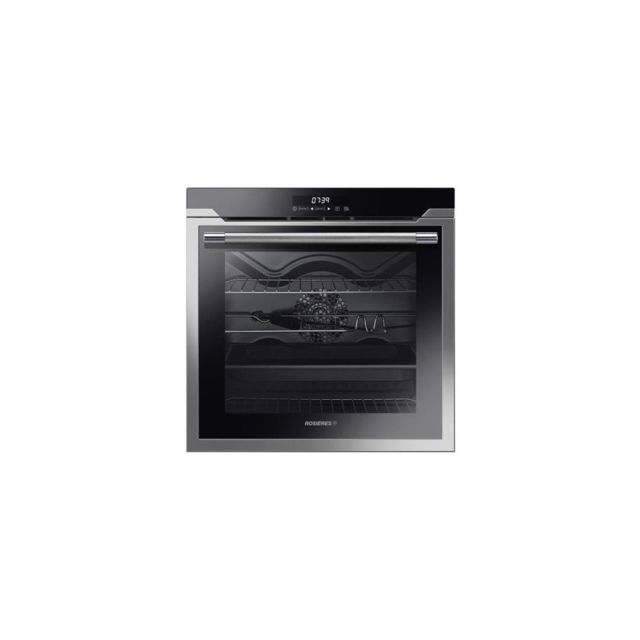 Rosières Rosieres - Rfsht59 - Four Multifonction - Chaleur Pulsee - 73l - Pyrolyse - A - Inox