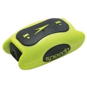 Speedo aquabeat lecteur mp3 tanche 1 go vert for Lecteur mp3 etanche piscine