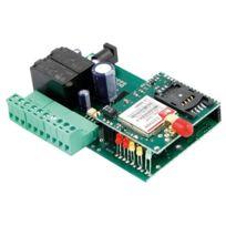 Alarm & Remote Control - Module De TÉLÉCOMMANDE Bidirectionnelle Gsm 2 In/2 Out
