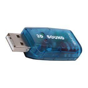 Cabling - Carte son externe en clé Usb 2.0