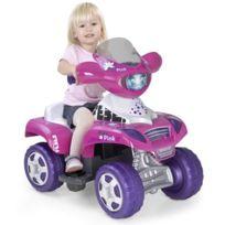 Quad Pour Enfant Rose Buggy Kripton Kart Volts Electrique Véhicule 6 OkX0wP8n