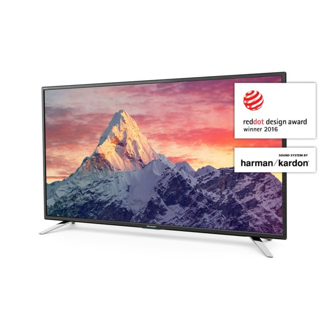 "Sharp - TV LED 49"" - LC-49CFE5001E"