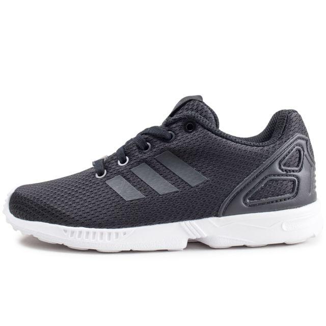 Adidas originals - Zx Flux Noire Et Blanche Enfant