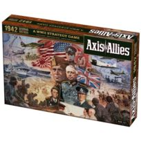 Avalon Hill - Jeux de société - Axis & Allies 1942 Seconde Edition