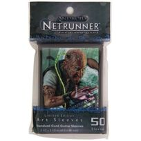 Android: Netrunner - Android Netrunner - 330830 - Jeu De Cartes - Job Art - Housse De Protection