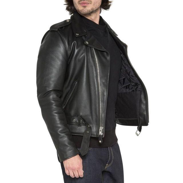 Schott perfecto cuir noir 46 pas cher achat vente blouson homme rueducommerce - Schott cuisine ...