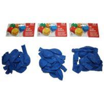 Iden - Everts 0667-3 X 10 Ballons En Sachet Bleu