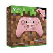 MICROSOFT - Manette Xbox Edition Minecraft Pig