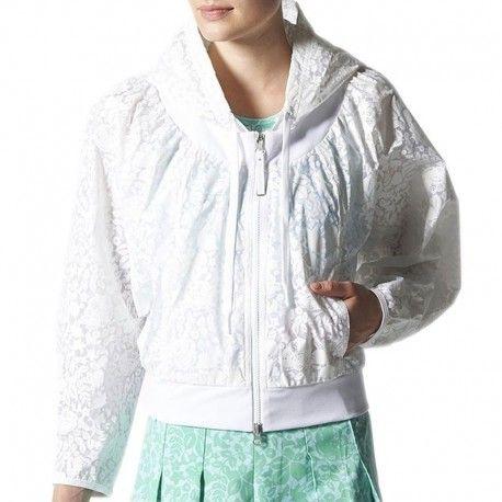 veste coupe vent femme adidas