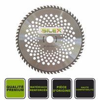 Silex - Lame de coupe à 62 dents ® pour débroussailleuse