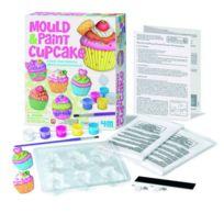 4M - Kidz Labs - Kit de moulage Plâtre : Gâteaux