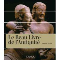 Dunod - le beau livre de l'Antiquité