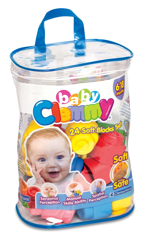 Clemmy baby - Sac souple 24 pièces - 14889.9