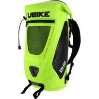 Ubike - Sac à dos Easy Pack + Jaune Fluo