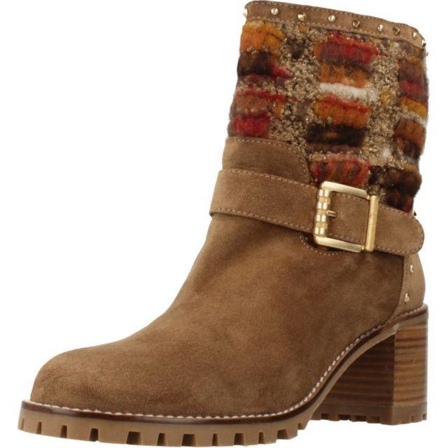Sommits Boots, bottines et bottes femme 5162, Marron