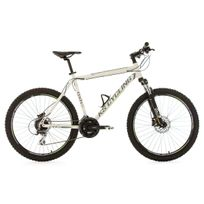 Ks Cycling - Vtt semi-rigide 26'' Gxh blanc Tc 51 cm