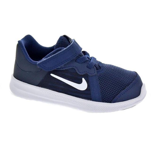 Nike - Chaussures Garçon Baskets modele Downshifter 8 - pas cher Achat   Vente  Baskets enfant - RueDuCommerce 2d947cf59286
