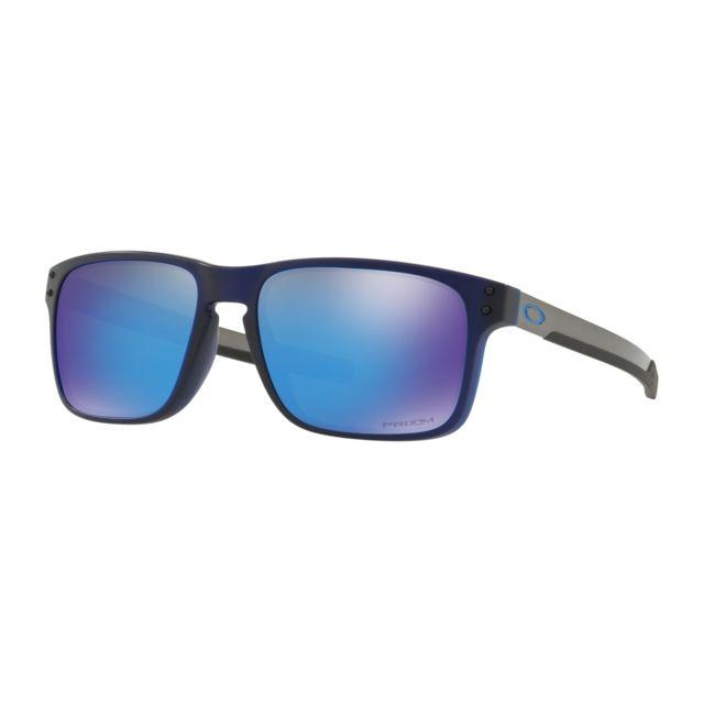 938e2860fd7a13 Oakley - Lunettes Holbrook Mix Prizm Sapphire - pas cher Achat   Vente  Lunettes Tendance - RueDuCommerce