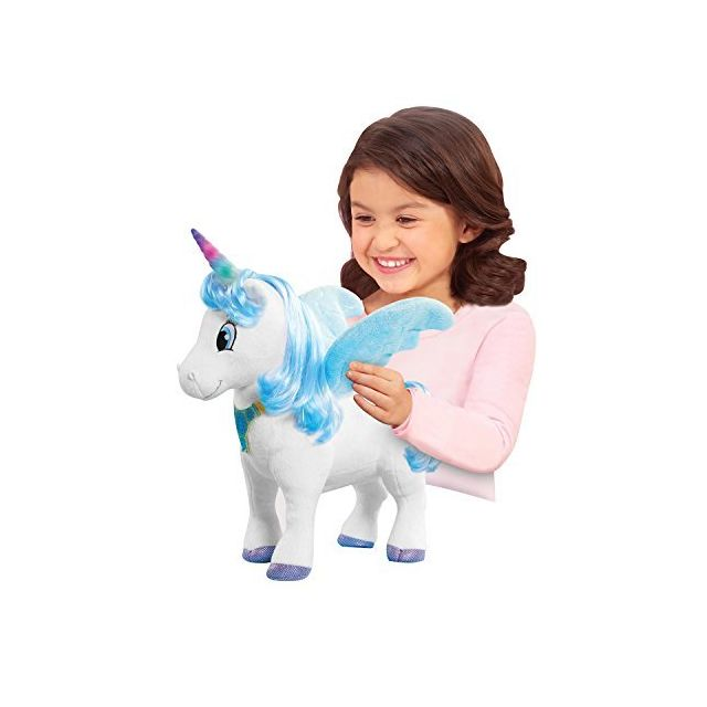 Sofia 93030 The First Skye The Unicorn Feature Plush