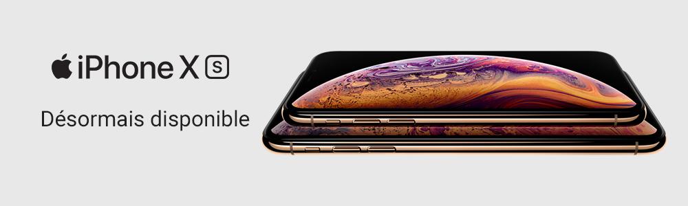 iPhone XS deux pas en avant un pas en arrière