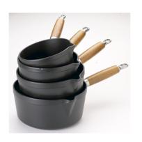 Invicta - Série de 4 casseroles en fonte