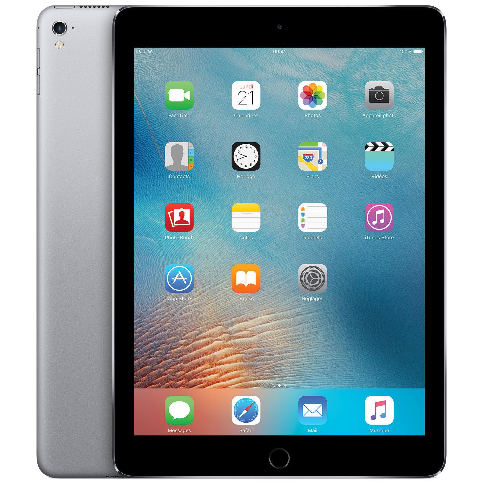 iPad Pro 9,7'' Retina - 32 Go - Wifi - Gris Sidéral