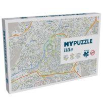 HELVETIQ - Puzzle 1000 pièces : MyPuzzle Lille