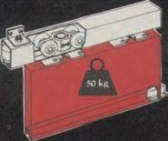 Henderson - Ferrure Husky H18 maxi 950 mm