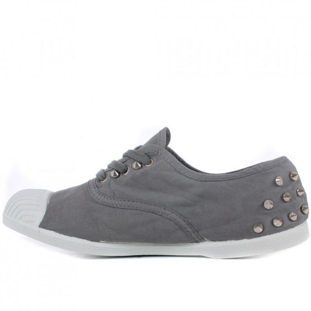 Kiss And Walk Basket Tennessee Gris
