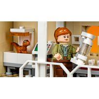 Lego - La fureur de Indoraptor à Lockwood Estate-75930