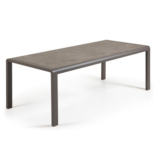 Kavehome Table Malta Vulcano, 200x100