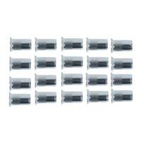 Oc-pro - Inserts Filetes Inox De 5 mm Tete Fraisee