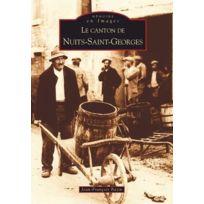 Editions Sutton - le canton de Nuits-Saint-Georges