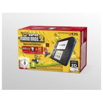 NINTENDO - 2ds noir bleu news super mario bros