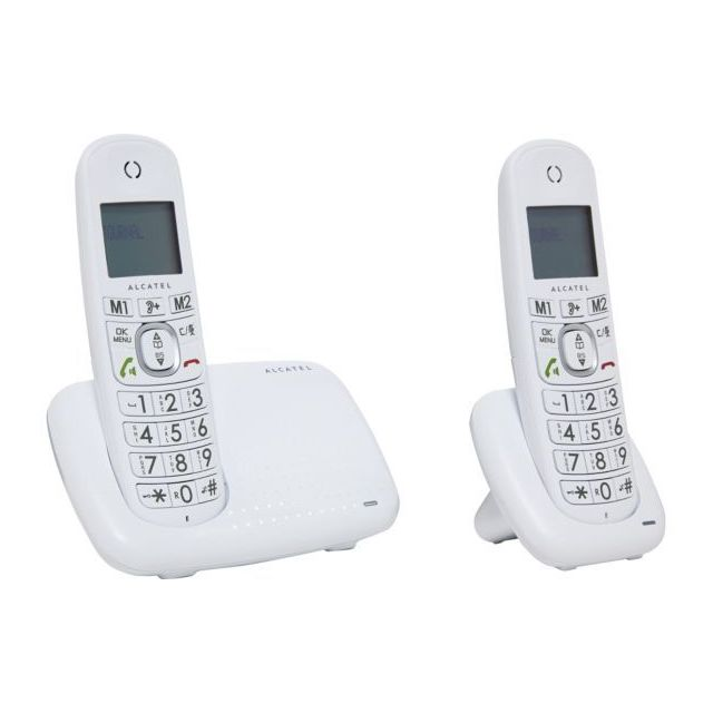 Téléphones Alcatel Rue du commerce