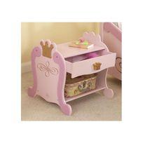 Kidkraft - Petite table de chevet Princesse