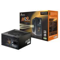 Alimentation modulaire M12II-520 Evo - 520W - 80+ Bronze