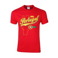 Made In Sport - T-shirt Portugal Rouge